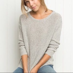 Brandy Melville Gabriele knit pullover sweater